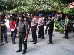 Tim Gabungan TNI-Polri Gelandang 10 Warga Positif Narkoba