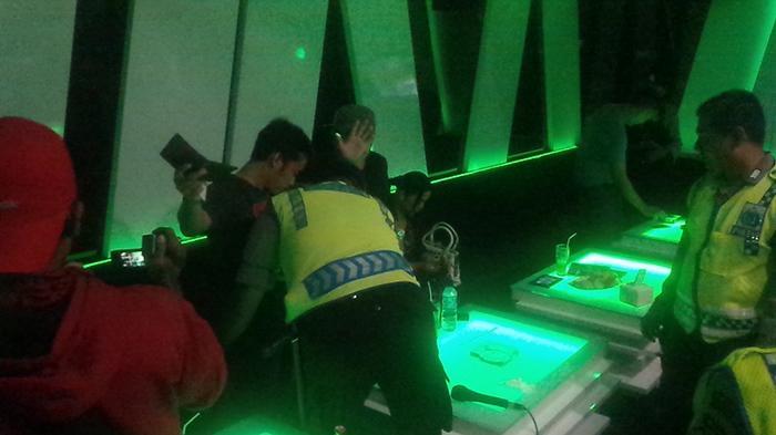 Sebutir Pil Ekstasi, Hasil Polisi Razia Narkoba di Pekanbaru