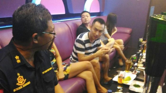 Petugas Gabungan Laukan Razia di Empat Tempat Hiburan Ternama di Manado