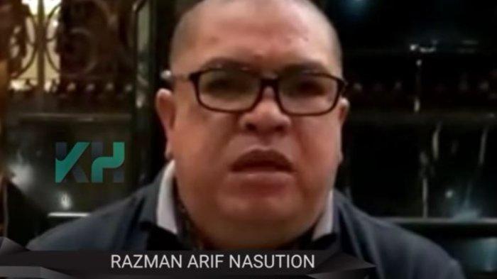 Razman Arif Nasution pengacara Amanda Manopo