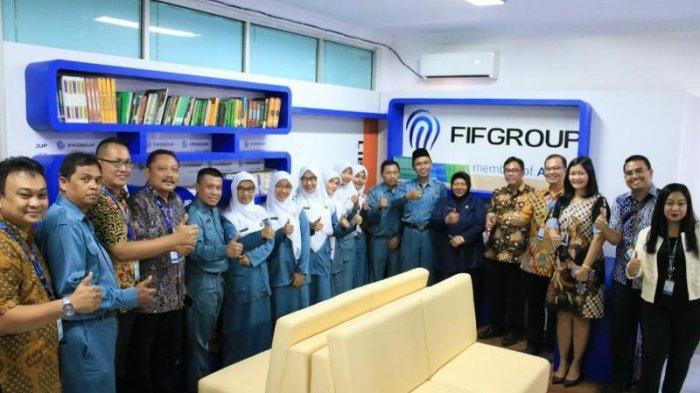 FIFGROUP Siapka Reading Corner di 5 Kota untuk Dukung SDM Berkualitas