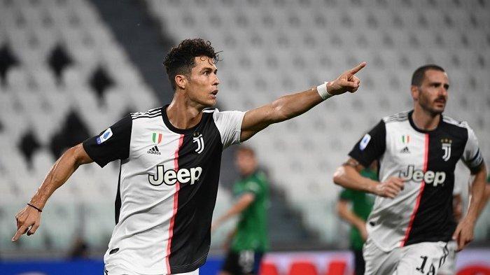 31 Gol Cristiano Ronaldo, Rekor Juventus dan 12 Tahun Lalu dengan Manchester United
