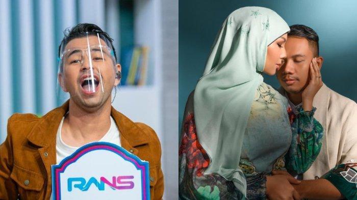 Raffi Ahmad Singgung Isi Pesan di Medsos Vicky Prasetyo, Kalina Oktarani: Aku Minta Password