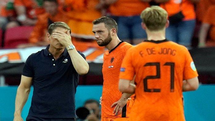 Belanda dan Portugal Tumbang di 16 Besar Euro 2021, Prancis dan Spanyol Bisa Senasib