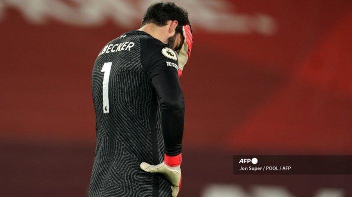 Liverpool Berduka, Ayah Alisson Becker Meninggal Karena Tenggelam, Berikut Kronologinya