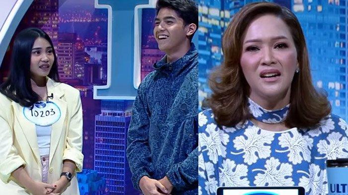 Reaksi Maia Estianty melihat Al Ghazali digoda peserta Indonesian Idol 2019.