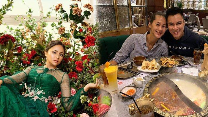 Paula Verhoeven tak banyak komentar saat Baim Wong tak sengaja tunjukkan chat dengan Marshanda