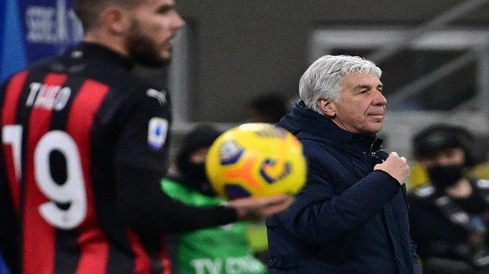 Hasil AC Milan vs Atalanta, Permalukan Rossoneri, Gasperini Puji Kinerja Armada La Dea