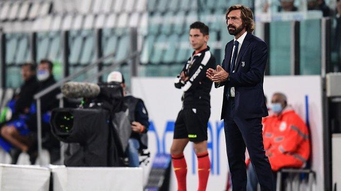 Juventus Keteteran Lawan Fiorentina, Pirlo Soroti Konsentrasi Bianconeri