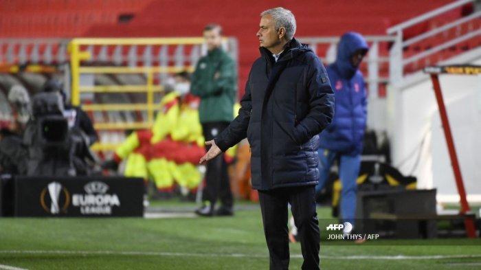 Awas Chelsea, Spurs Bisa Bikin Magis Hakim Ziyech Cs Hilang, Jose Mourinho jadi Dalang