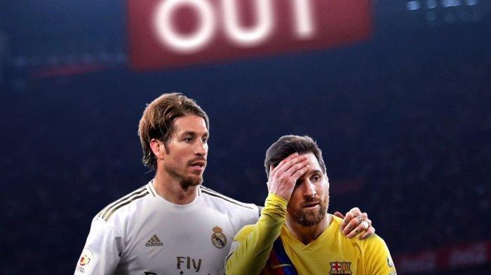 Real Madrid dan Barcelona Tersingkir di Babak Perempat Final Copa Del Rey 2019/2020