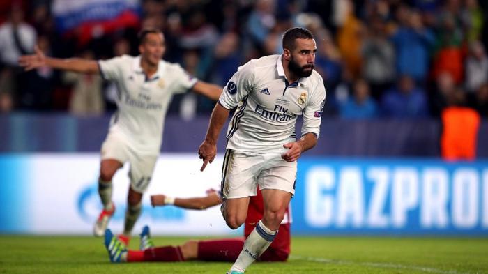 Live Streaming dan Susunan Pemain Real Madrid vs Valencia, Daniel Carvajal Kembali Starter