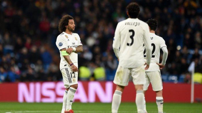 Terakhir Kali Real Madrid Kalah 10 Kali di Liga Spanyol 20 Tahun Silam