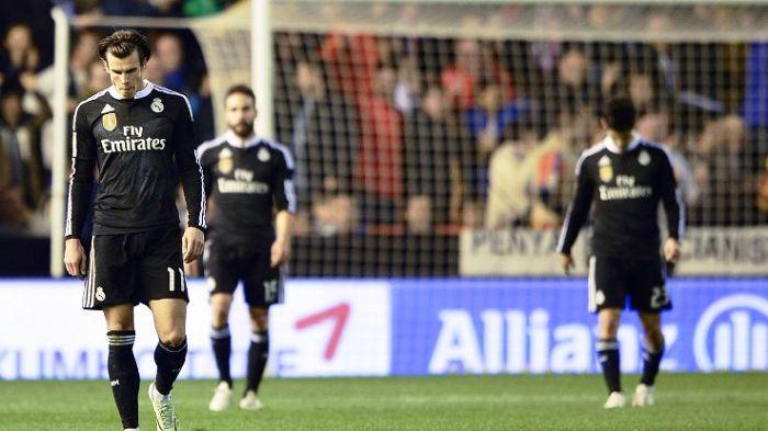 Real Madrid Memalukan!