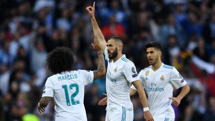 Hasil Liga Spanyol, Eibar vs Real Madrid: Pesta Gol 0-4 Hantarkan Los Blancos ke Puncak Klasemen