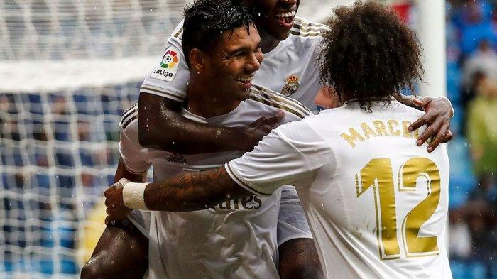 Live Streaming TV Online SCTV Real Madrid vs Galatasaray, Liga Champions 2019, Akses di Sini