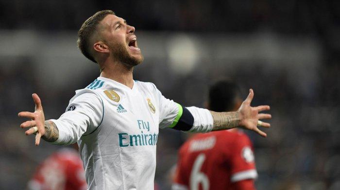 Dibalik Tumbangnya Real Madrid, Los Blancos Rindukan Kehadiran Sosok Sergio Ramos