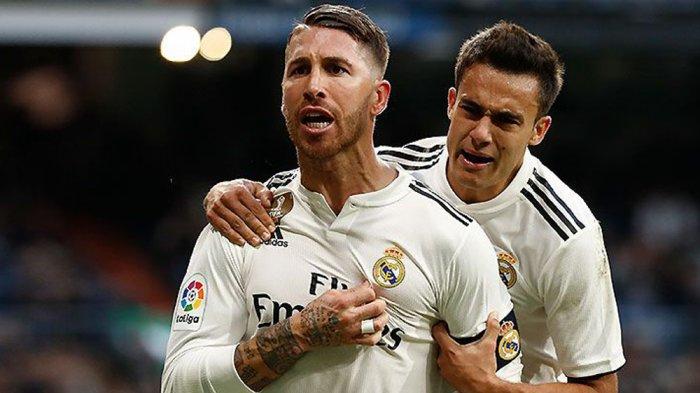 Hasil Babak Pertama Eibar vs Real Madrid Liga Spanyol, Diwarnai Dua Penalti, Los Blancos Unggul 0-3