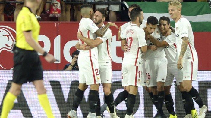 Kehancuran Real Madrid Akibat Duo Striker Tajam Sevilla