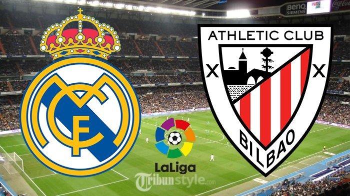 Hasil Akhir Real Madrid Vs Athletic Bilbao Liga Spanyol Pekan 33, Karim Benzema Cetak Hattrick