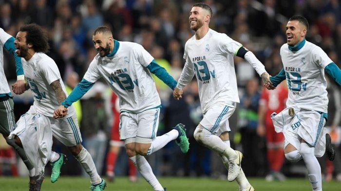 Liga Spanyol Bergulir 11 Juni, Real Madrid Harus Jadi Tim Musafir