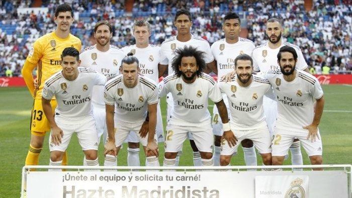 Prediksi Susunan Pemain Real Madrid vs Galatasaray: Tuan Rumah tanpa Bale dan James Rodriguez