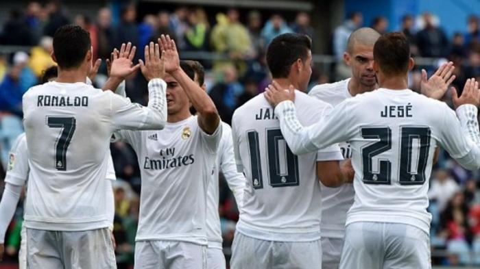 Real Madrid Singkirkan Atletico Madrid dari Posisi Runner-up