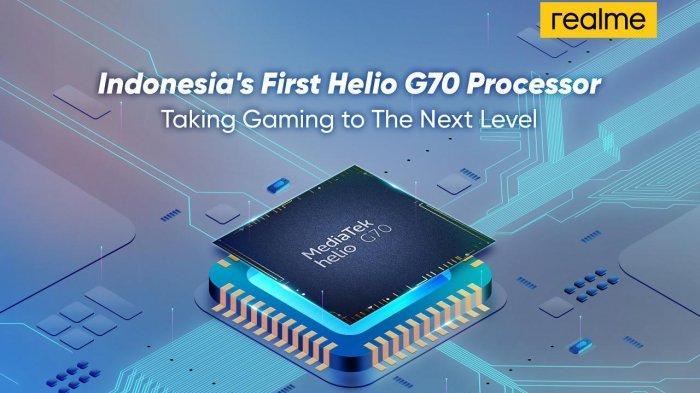 Spesifikasi Realme C3, Harga Mulai Rp 1 Jutaan Dilengkapi Chipset Gaming Helio G70
