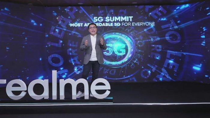 Realme Segera Rilis Ponsel Paling 5G Termurah di Indonesia, Seperti Apa Fiturnya?