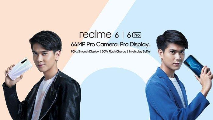 Resmi Hadir di Indonesia, Ini Spesifikasi Realme 6 Pro, Ponsel Seharga Rp 4,5 Juta