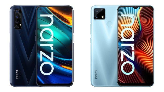 Daftar Harga HP Realme Terbaru Bulan November 2020, Ada Realme Narzo 20 yang Dijual 2,2 Juta