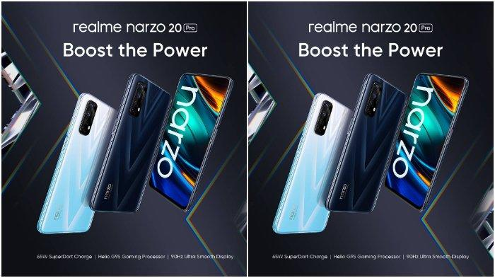 Realme Narzo 20 Pro.