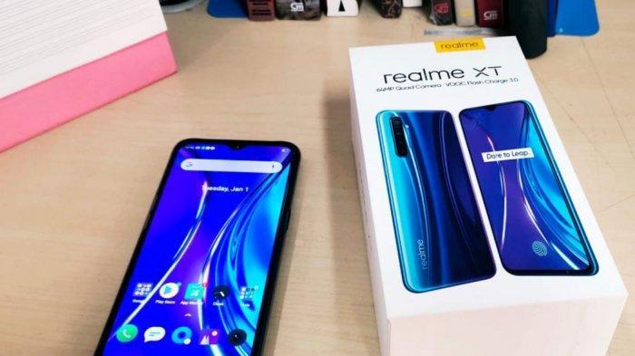 Harga dan Spesifikasi Realme XT, Bakal Jadi Pesaing Redmi Note 8 Pro?