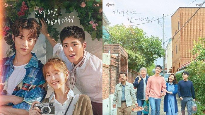 Sinopsis Drakor Record of Youth, Kisah Anak Muda Kejar Mimpi, Dibintangi Park Bo Gum dan Park So Dam
