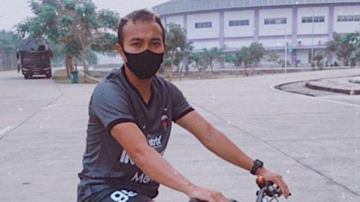 Redi Rusmawan Punya Target Ingin Masuk Skuat Inti Persita Tangerang
