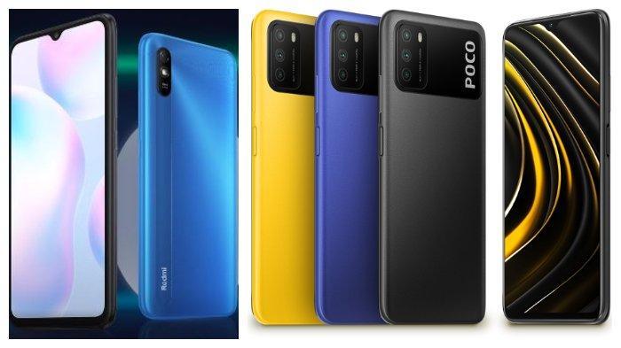 Daftar Harga HP Xiaomi Terbaru Bulan Februari 2021: Redmi 9A, Mi 10T Pro hingga Poco M3