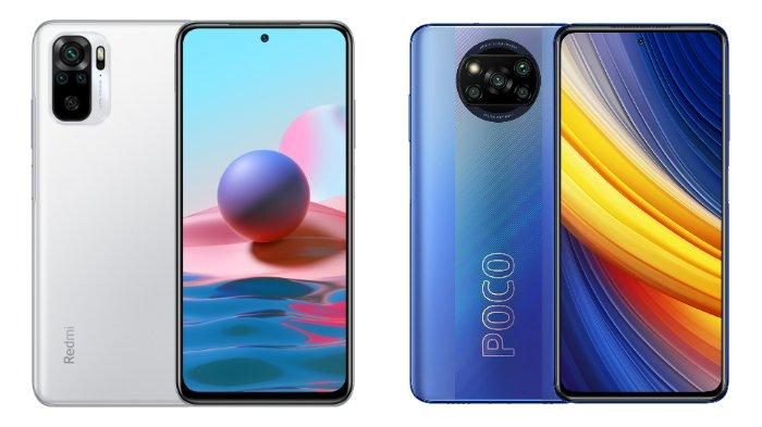 Daftar Harga HP Xiaomi Terbaru Mei 2021: Redmi Note 10, Mi 10 hingga Poco X3 Pro