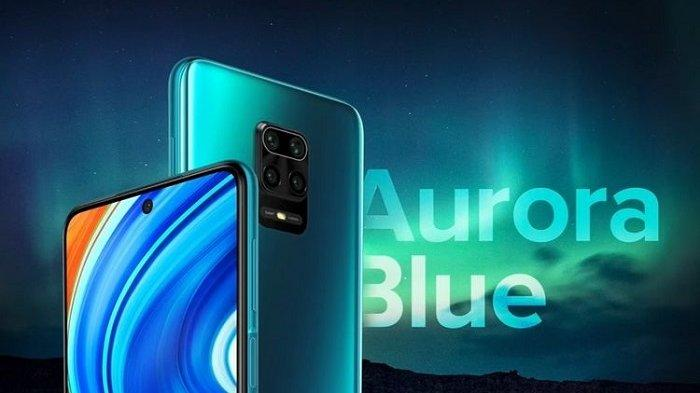 Redmi Note 9 Pro-Max-variants of Aurora-Blue. (YouTube/Xiaomi India