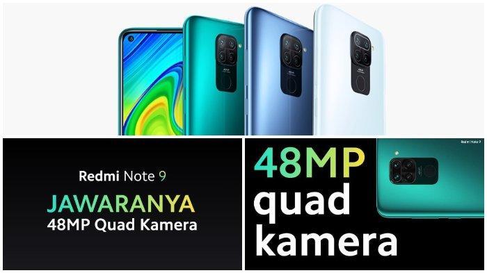 Spesifikasi Redmi Note 9 dan Redmi Note 9 Pro, Harga Dibanderol Mulai Rp 2.499.000