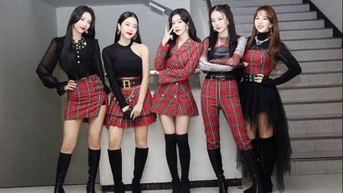 Agensi Umumkan Red Velvet Akan Comeback, Agustus 2021 Rilis Album Baru