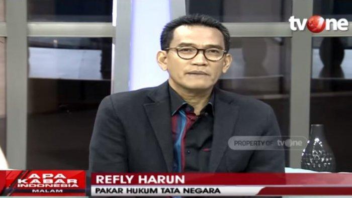 Rafly Harun Sebut Jangan Sampai Omnibus Law Untuk Ciptakan 'Monster' Baru Kekuasan
