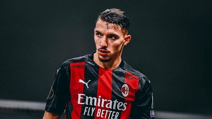 Regista andalan AC Milan, Ismael Bennacer