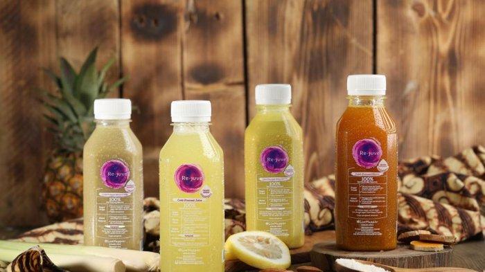 Re.Juve, Minuman Cold-Pressed Tradisional Pertama di Indonesia