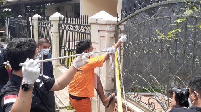 Pembunuh WNA Jerman dan Istrinya di Tangerang Selatan Peragakan 32 Adegan dalam Reka Ulang Kejadian