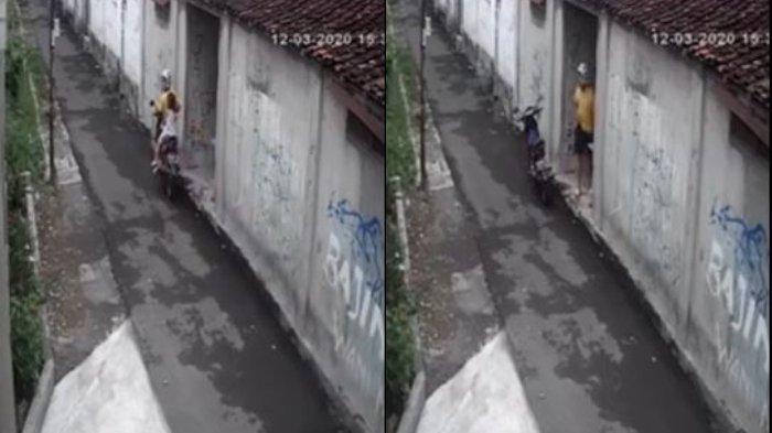 Rekaman CCTV dugaan pelecehan seksual yang dilakukan seorang pria terhadap anak perempuan berusia 5 tahun viral di media sosial. Berikut keterangan polisi.