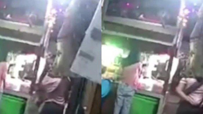 Mahasiswi di Bekasi Terekam CCTV Curi Ponsel di Sebuah Rumah Makan