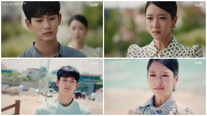 Rekap Sinopsis Drama Korea It's Okay to Not Be Okay Episode 10: Ketika Gang Tae Harus Memilih