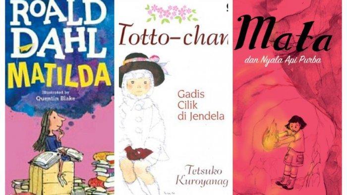 Sambut Hari Anak Nasional, Berikut 5 Rekomendasi Buku Anak yang Cocok Dibaca hingga Dewasa