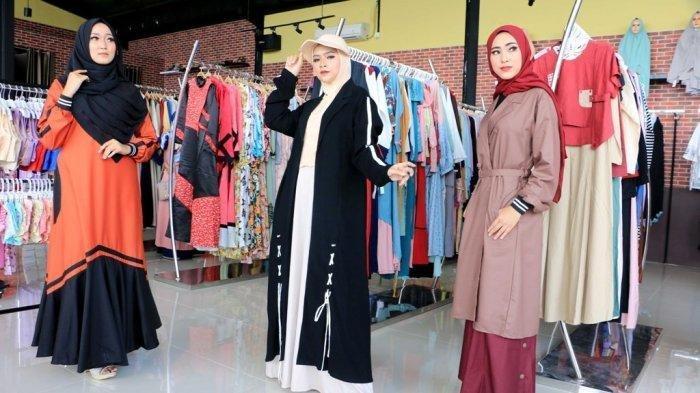 Inspirasi Gamis Muslim Wanita, Cocok Dipakai untuk Acara Formal atau Nonformal