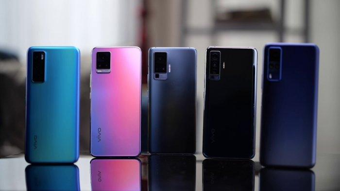 Ini 5 Rekomendasi Smartphone Vivo untuk Temani Aktivitas Libur Akhir Tahun